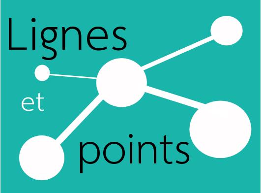 logo Lignes et points