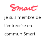 je suis membre de l'entreprise en commun Smart